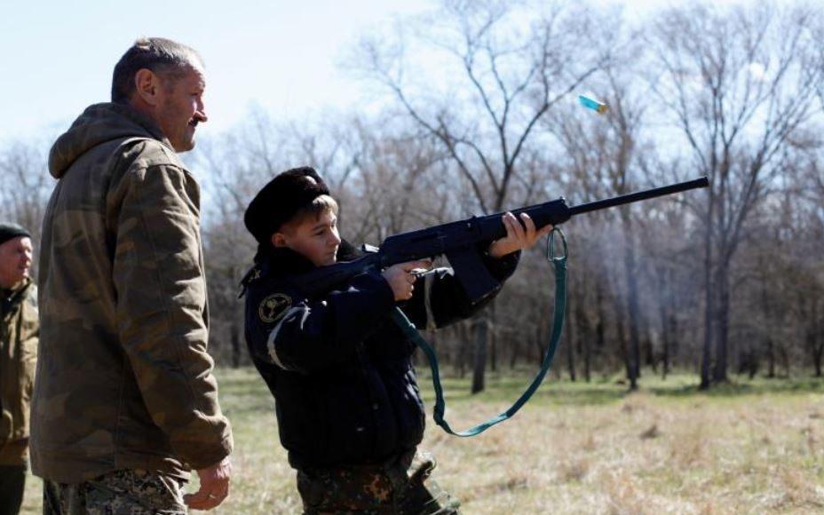 Sekolah-Militer-Anak-Rusia-1