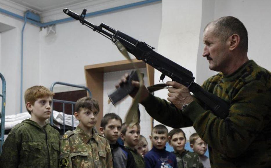 Sekolah-Militer-Anak-Rusia-8