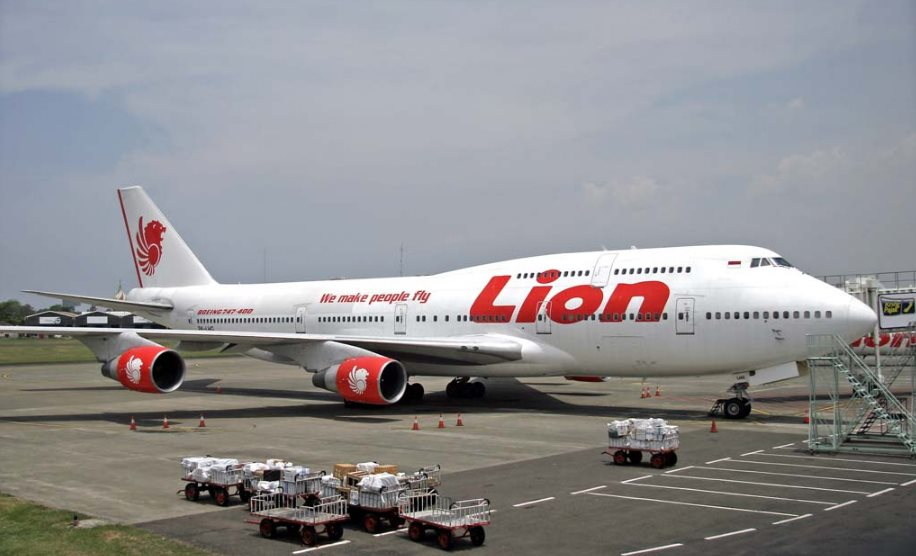 Berita Lion Air April 2017