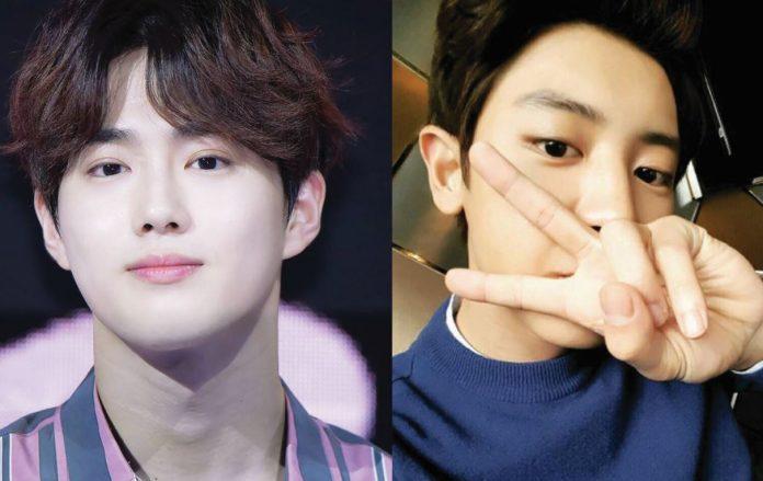 Suho-dan-Chanyeol-EXO