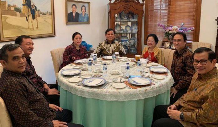 Megawati-Prabowo